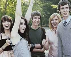 Eisley, cutest band since Josie and the Pussycats