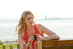 Greta Gerwig plays the title character in Lola Versus.
