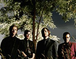 Fashion police: Interpol, from left: Paul Banks, Carlos D., Daniel Kessler, and Sam Fogarino