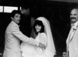 Gary and Donna Weaver on their wedding day. Gary disappeared just before their first anniversary and hasn't been seen since.