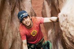 James Franco is the only actor who matters in 127 Hours.
