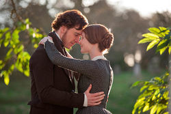 Jane Eyre: Love, in its perfect state, is a meeting between equals.