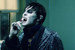 Depp's brush with the Dark Shadows.