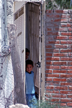 Many kids in Ju&amp;aacute;rez live a truncated childhood, sealed indoors by parents who fear their children will become collateral damage in the raging drug war.