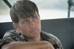 Martin Sheen as Capt. Willard: It coulda been Steve McQueen.