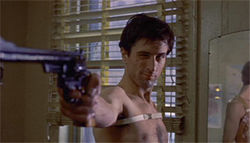Here's looking at you, kid: A young De Niro in Taxi Driver
