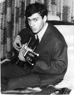 Portrait of the former KGB officer as a young jazz guitarist