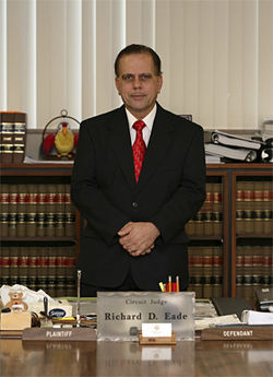 Broward Circuit Judge Richard Eade