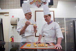 Pfeiffer and Canonne and the art of composing a cream puff.
