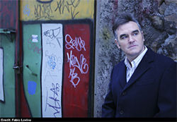 Morrissey deep in thought