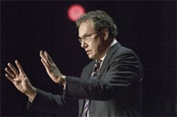 Lewis Black: Raging loons don't get more endearing.