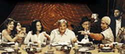 Cast of When Do We Eat?: There's something about a seder.