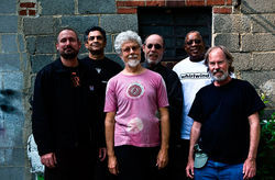 Little Feat, big sound.