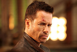 Wrongly accused agent Snow (Guy Pearce) is on a suicide mission.