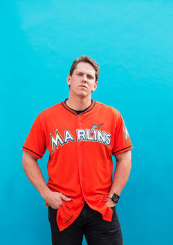 Morrison's agent suggested that the young ballplayer get on Twitter to help his career. The Marlins haven't appreciated that advice.