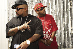 UGK&#039;s Pimp C and Bun B are ready to ball till they fall.