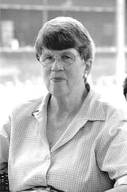 Six feet and one inch of seasoned competition, Janet Reno is the Dems&#039; most  likely party nominee