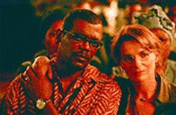 Samuel L. Jackson and Juliette Binoche star in In My Country