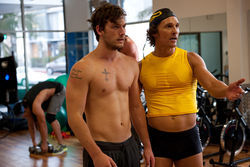 "Pettyfer, McConaughey: ""All right, all right, all right!"""