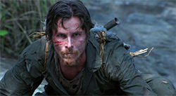 Christian Bale bails out of Indochina