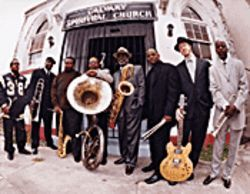 Brass fact: The Dirty Dozen Brass Band