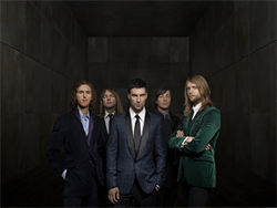 Yep, we bet the Maroon 5 guys are just as tough as they look.