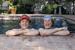 Reilly and Ferrell: Terminally juvenile or borderline profound?