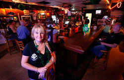 Lisa Carter&#039;s bar has been a biker&#039;s haven since 1961.