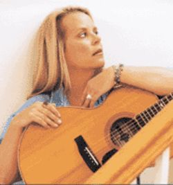 Mary Chapin Carpenter sticks to her acoustic guitar and an old recipe