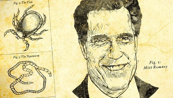 Mitt Romney and Bain Capital Represent Everything You Hate About Capitalism