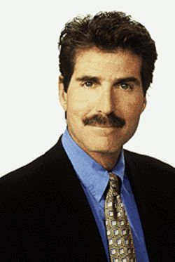Down with liberals! Up with mustaches! 20/20's John Stossel's in the house.