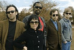 The Dirtbombs -- and no, that's not Russell Crowe at left