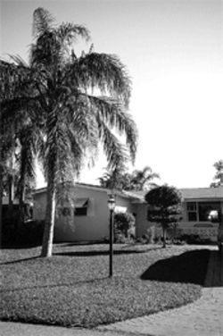 Gil Fernandez Jr. lived with his family in this modest Pembroke Pines home until his arrest for triple murder on July 3, 1990.