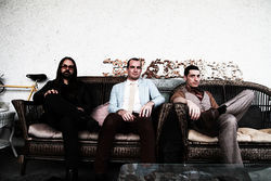 MuteMath, quietly counting.
