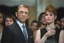 Daniel Craig: The chase is too choppy.