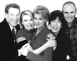 If CBS had its way in 1988, Heather Locklear, not Candice Bergen, would have been Murphy Brown