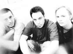 Ed Matus (center) and his former band, Subliminal Criminal,ended up on Galvez's bad side