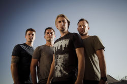 Nickelback is like the best band ever.