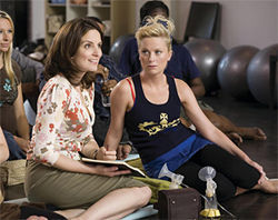 Fey and Poehler: A movie that exists solely to reunite a winning comic duo