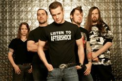 All That Remains, not Aftershock