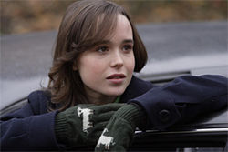 Ellen Page: All the geniuses can't connect.
