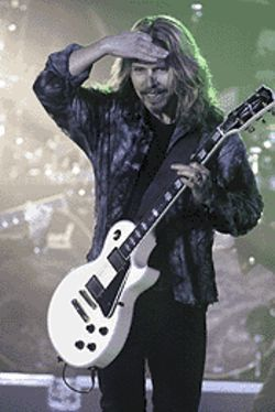 Styx&#039;s Tommy Shaw is looking for a good gig.