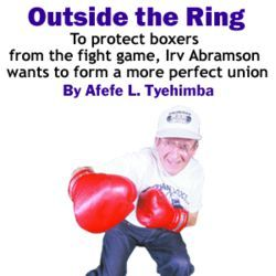 Abramson belted boxing's alphabet soup when he founded the NBA