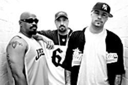 Blunt talkers: Cypress Hill