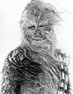 Another bad hair day for Chewie