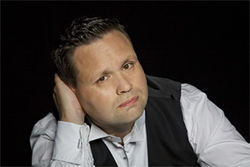 Could Paul Potts be the most talented singer in England?