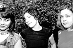 For Sleater-Kinney, language really is a virus: Janet Weiss, Carrie Brownstein, Corin Tucker