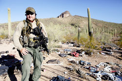 Pinal County Sheriff&#039;s Sergeant Brian Messing at the shooting site: &quot;We had some bad tactics that day, errors we had to look at.&quot;
