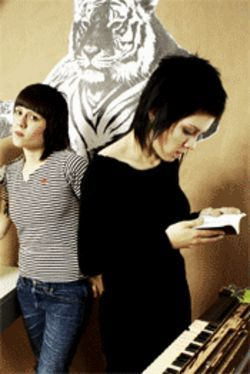 Tegan and Sara -- or is it Sara and Tegan?