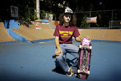 Skate Park advocate Seth Levy got his bros Robert Stack and Paul Hurtado, as well as South Florida&#039;s skateboarder community, to join the fight to save the Biscayne Skate Park.
